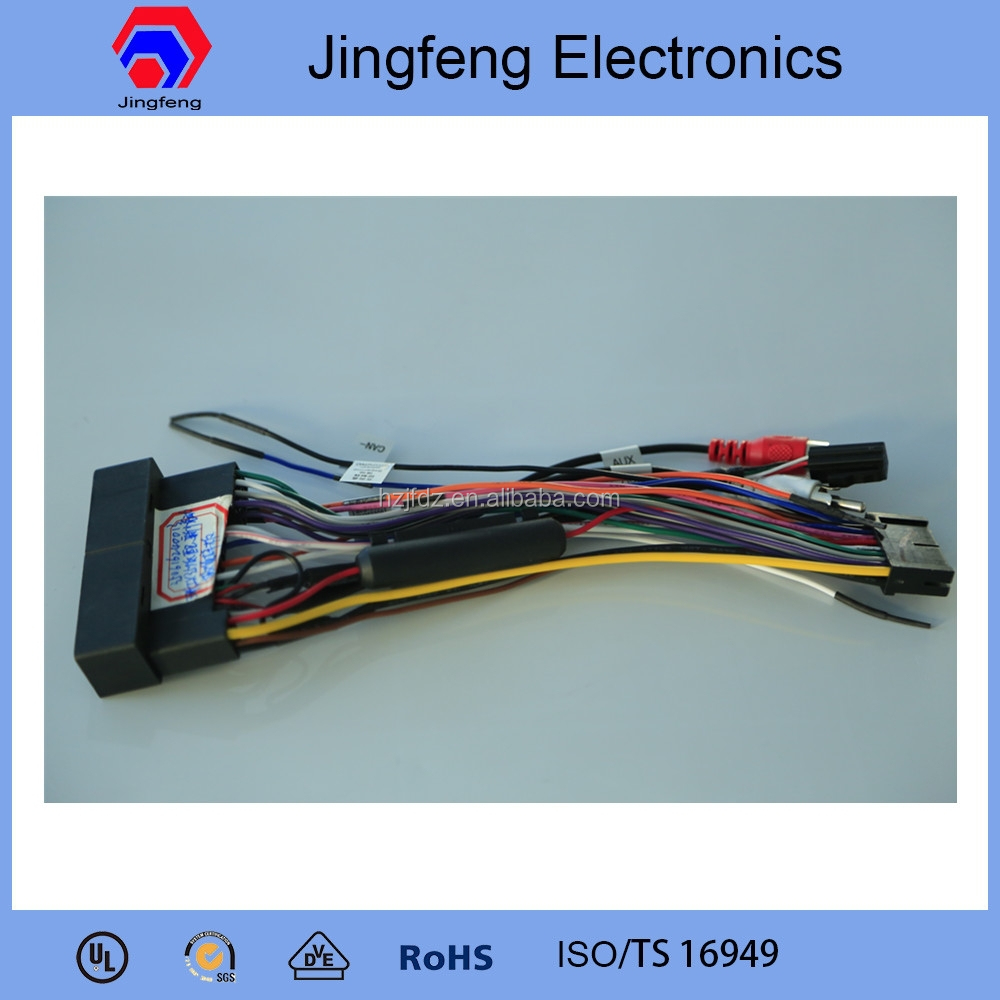 Wire Harness For Safety Airbag, Wire Harness For Safety Airbag ...