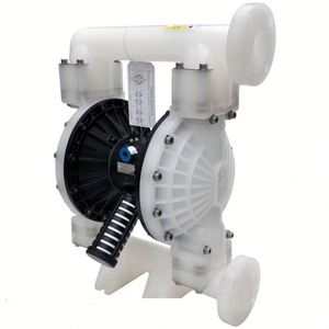 OEM-China-factory 6 inch diaphragm pump for sulfuric acid of Stainless steel