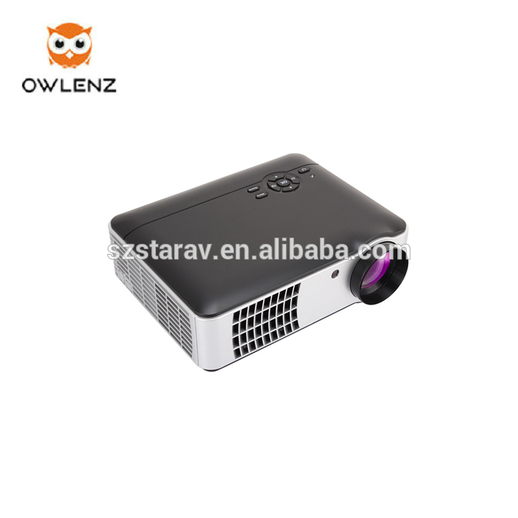 China suppliers wholesale LED Lamp mini projector android 4.4 system