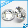 best white round industrial cz synthetic diamond