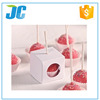 Party favors cutom individual cake pop box