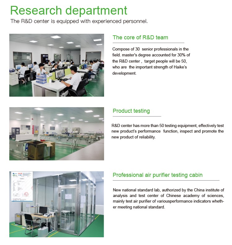 Research department