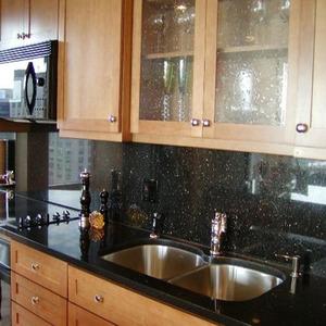 Black Galaxy Granite Kitchen Tables, Black Galaxy Granite ...