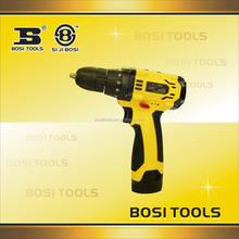 12V Li-ion Battery Cordless Drill Driver With Low Price