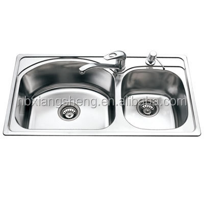 Double Drain Board Kitchen Sinks Double Drain Board Kitchen Sinks Suppliers And Manufacturers At Alibaba Com