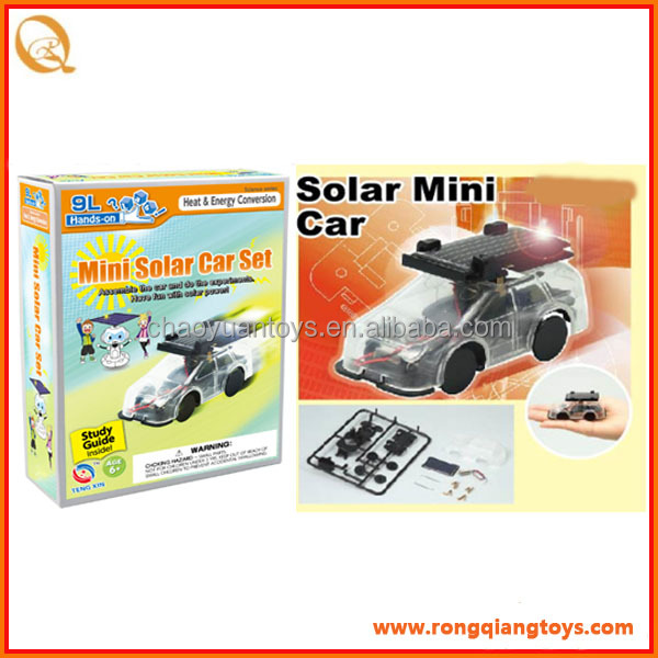 Mini Solar Electric Car With Battery OT9722173