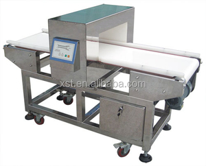 High Sensitivity Needle Light Food Metal Detector machine for food Security Inspection Conveyor 508
