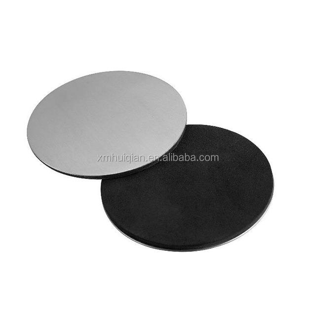 Anti Slip Round Kitchen Mat Drink Coasters Placemat