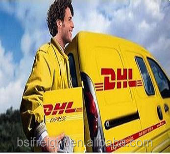 DHL Express Courier Services from China to the United Kingdom/UK with best rate