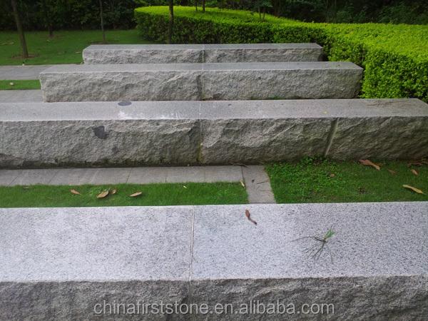 Long Granite Park Bench Gcf495 Buy Park Bench Curved