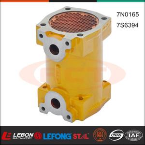 Diesel Engine Parts 7S6394 7N0165 CAT 3306 LB-H2002 External Oil Cooler Assy