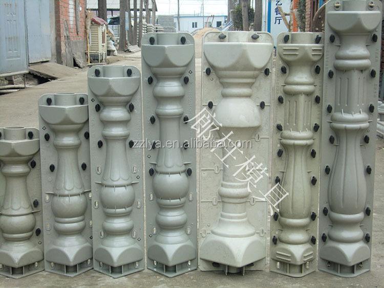 Zhengzhou Lya Machinery Co.,Ltd Concrete Baluster Moulds