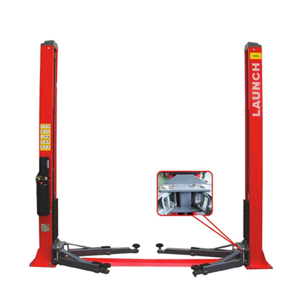 Venda quente europeia 4.0 T Dois Post elevador do carro/elevador da talha, máquina de elevação do carro para venda