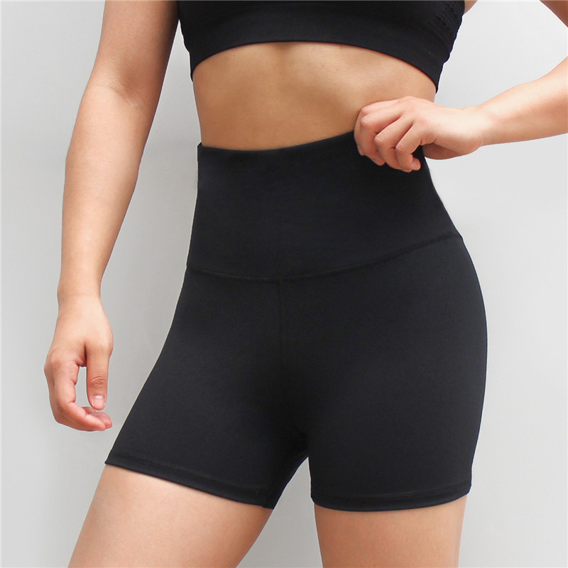 Ladies Cheap Hot Sale Women Fitness Wear Yoga Shorts Sexy Girls Short Hot Pant For Running