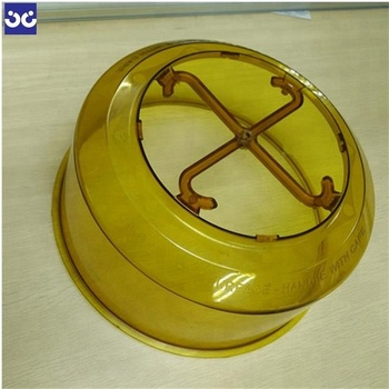 Design and production of PPUS oven dome cover mould