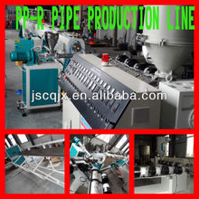 Hdpe PE PPR pipe machine de production / ligne d'extrusion / faisant la machine