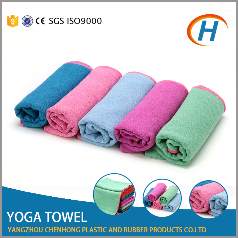 Wholesale High Quality yoga towel With Different Color