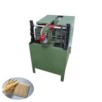 Bamboo Toothpick Production Line Full-automatic Bamboo Toothpick Making Machines