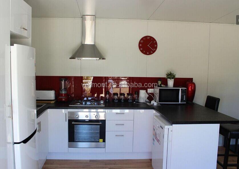 Pintura de alto brillo 2 pack blanco mdf mueble cocina cocinas ...
