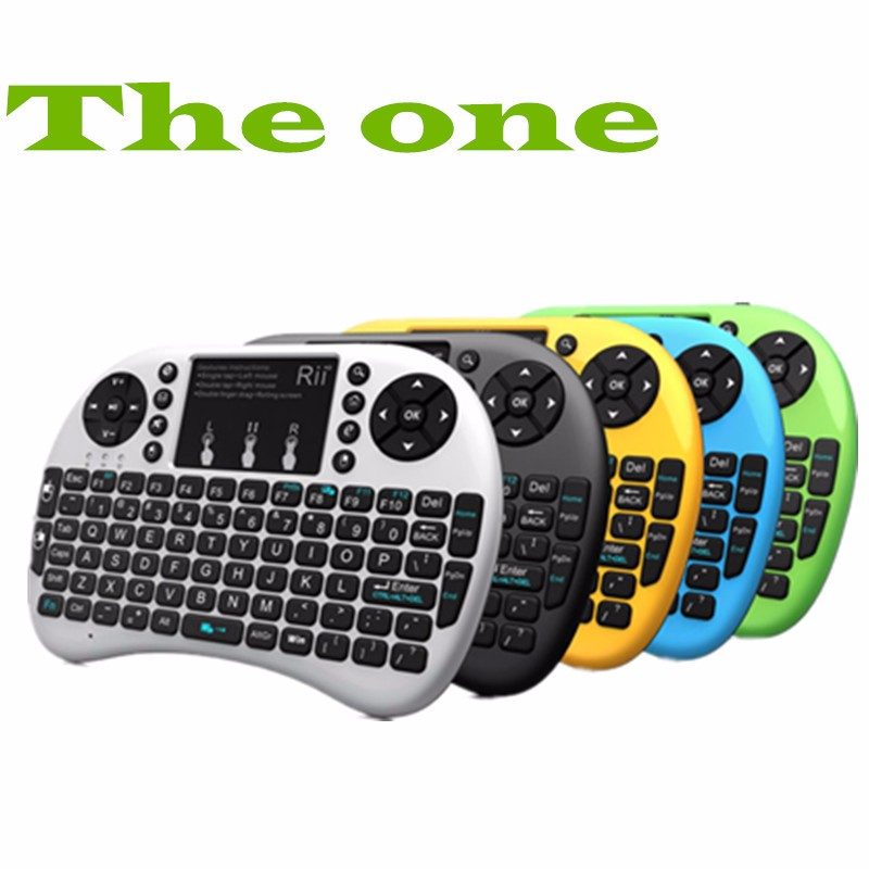 New Mini i8 English Keyboard 2.4Ghz Gaming Air Fly Mouse Teclado Multi-Media Remote Control for xBox360 Smart TV Laptop PC