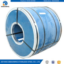 Wholesale Price Polished 201 Stainless Steel Coil Paper Interleaved