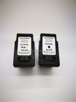 Refillable ink cartridge for canon PG240 CL241 used in MX492 MG2420 IP2820