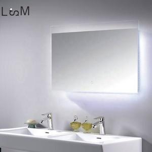Bathroom Mirror Attached Light