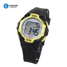 Wholesale cheap plastic digital watch for kids