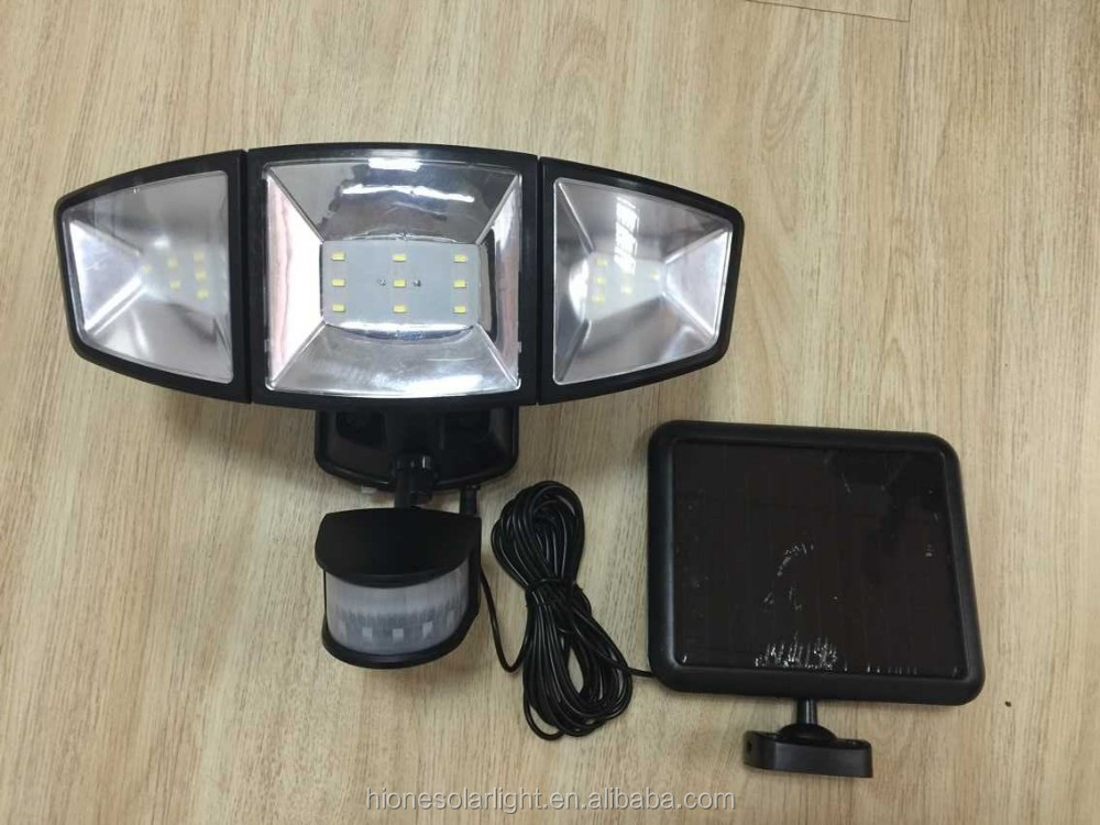 Best Solar Powered Security Light With Motion Sensor