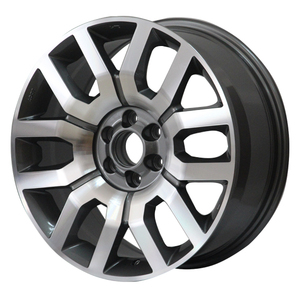 China steel blacks t6061 concave forged wheel rims alloy wheels for cars forged