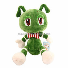 Stuffed Animal Plush Green Ant Toy Wholesale Cheap Custom Cute Plush Soft Toy Ant