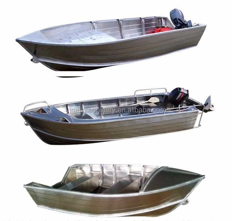Aluminum alloy flat bottom fish boats buy flat bottom for Flat bottom fishing boats