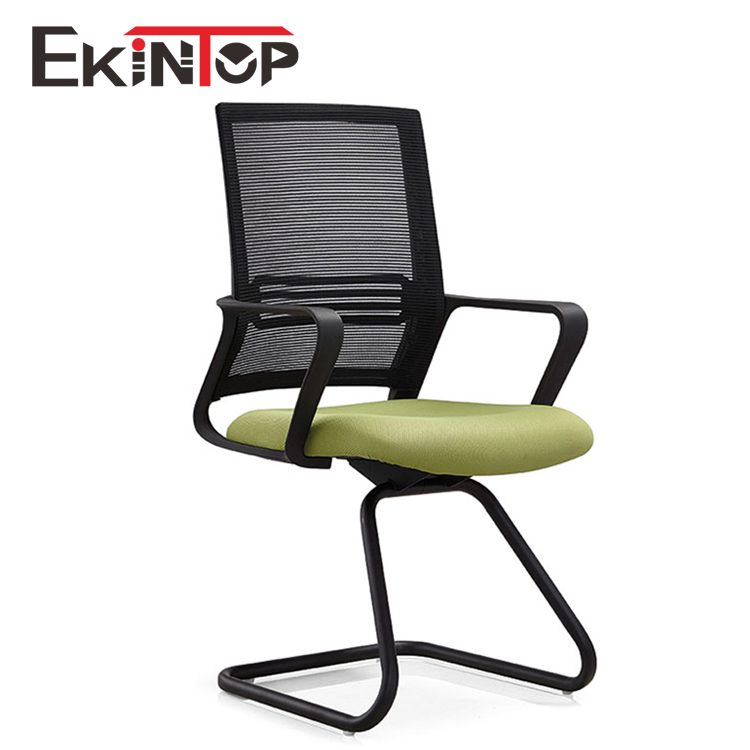 Modern ergonomic middle back mesh porter chair