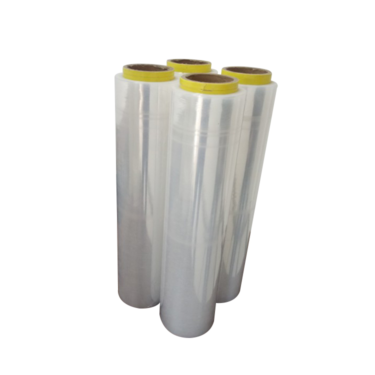 Changzhou Junwang 3 kg/rolle LLDPE stretch film
