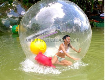 Super Quality Human Water Bubble Ride,Giant Inflatable Aqua ...