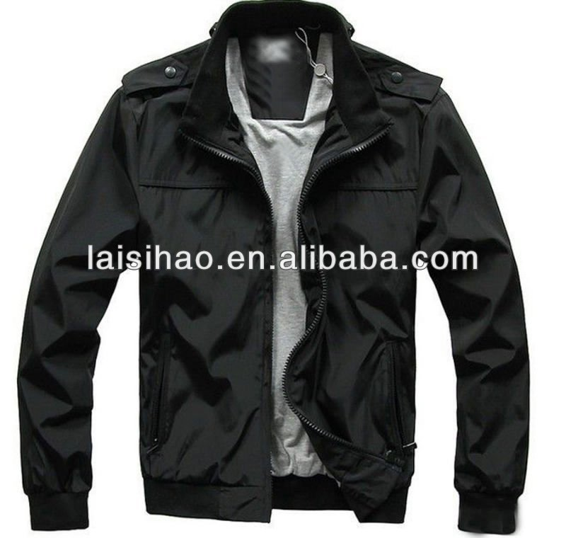 Buy leather jacket 2013 design of time fashion