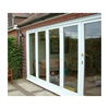 attractive vented exterior pvc sliding door