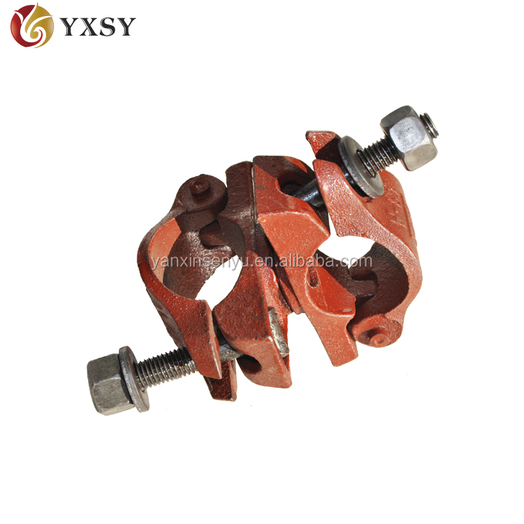 Melleable Scaffolding Clamps/Scaffolding Ladder Clamps/Joint Couplers