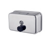 with two years warranty stainless steel manual soap dispenser