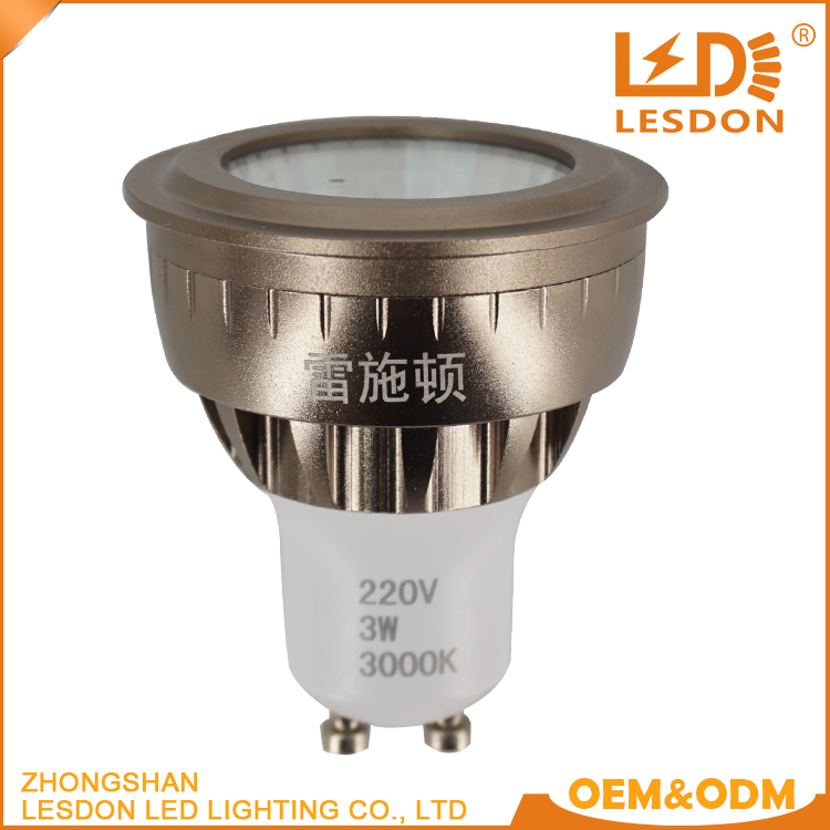 Hight Power 3W 5W 7W GU10 E27 MR16 AC110V 220V 240V or DC12V 24V LED <strong>Spotlight</strong>