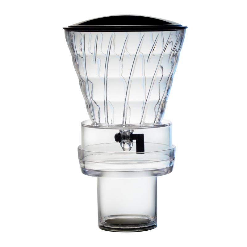 YRP капельная машина для капельного кофе, новые многоразовые инструменты для фильтров, стеклянный капельница для кофе эспрессо, чайник для п...(Китай)