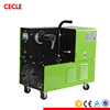 Multifunctional portable double pulse mig welding machine