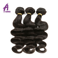 Cheap China supplier Double weft Aliexpress human hair, Factory price Virgin Human hair extension For black women