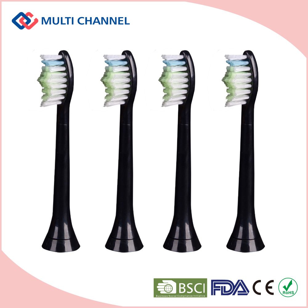 Replaceable DiamondClean Adult ToothBrush Head HX6064 disposable toothbrush head