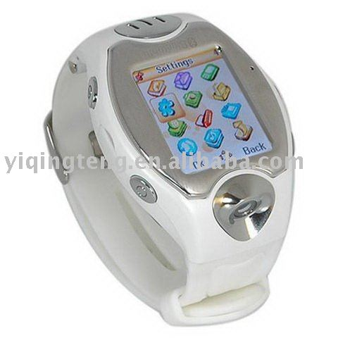 Competitive and economical cell phone watch