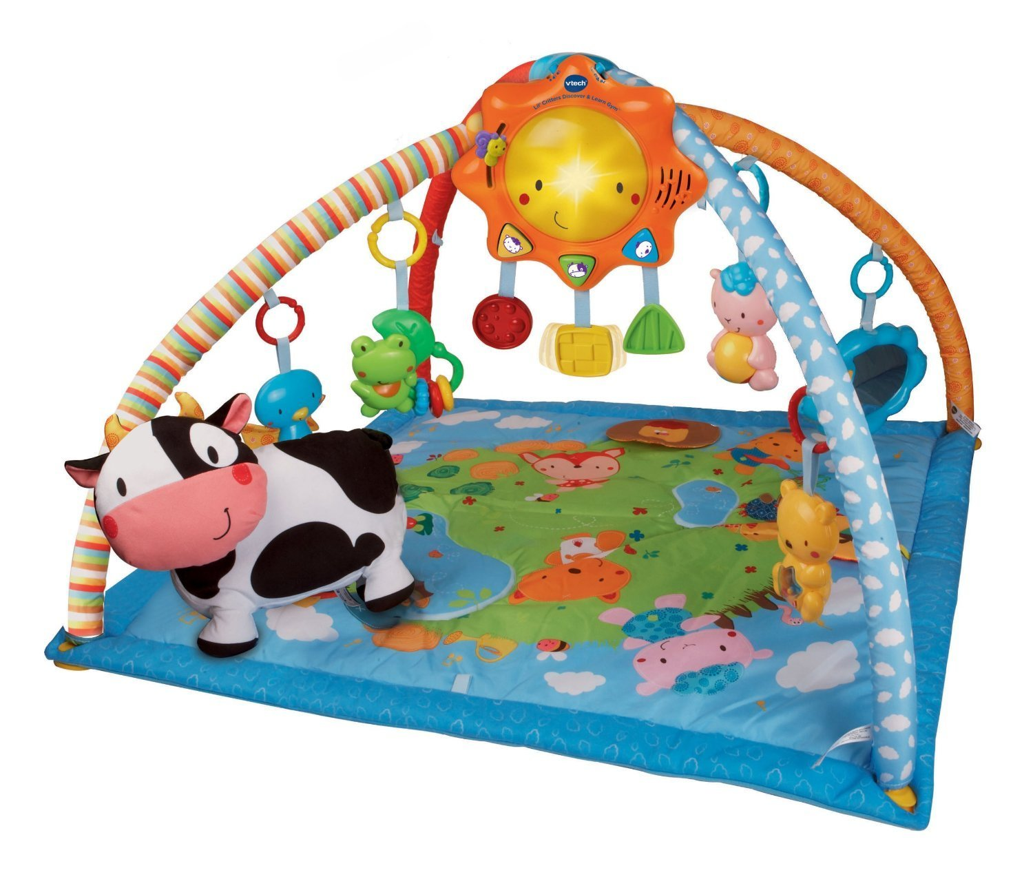 VTech Baby Line Lil' Critters Discover and Learn Gym