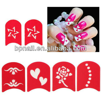 Nail art sticker stencilhollowed out nail sticker buy nail art nail art sticker stencilhollowed out nail sticker prinsesfo Choice Image