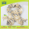 high quality hot sale polyester textile scarf for woman girls warm thick worn in winter fashion style