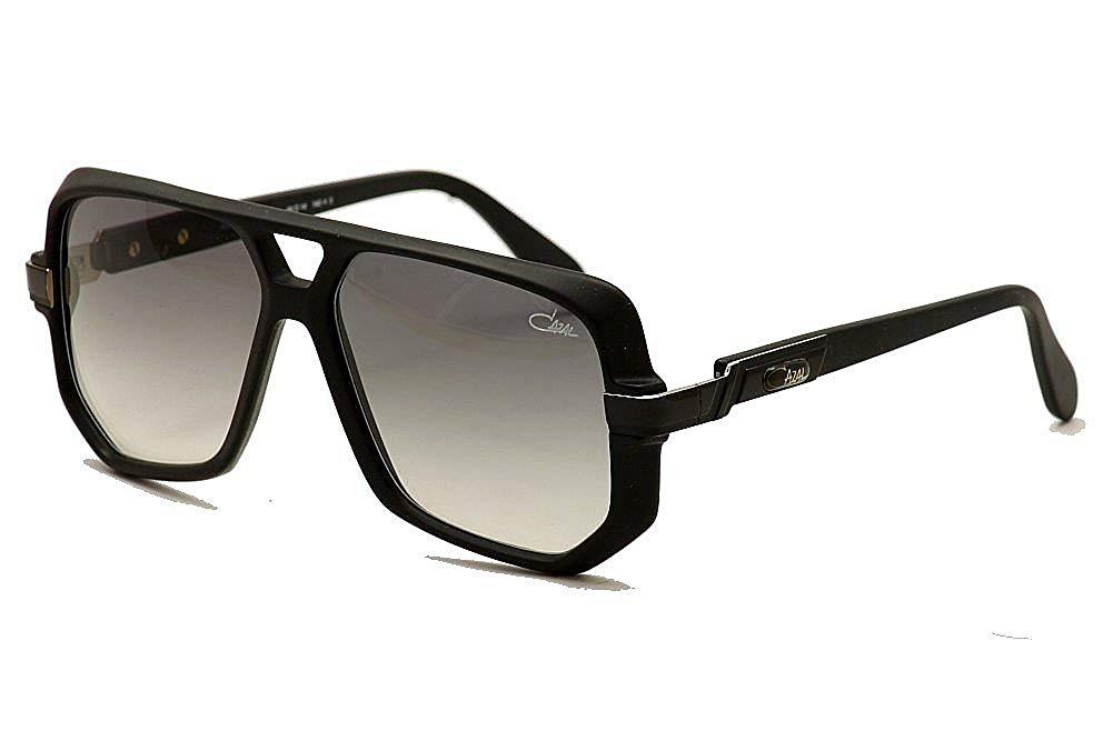 5b5a2fef79 Get Quotations · Cazal 627 301 011 Matte Black Sunglasses 59 mm