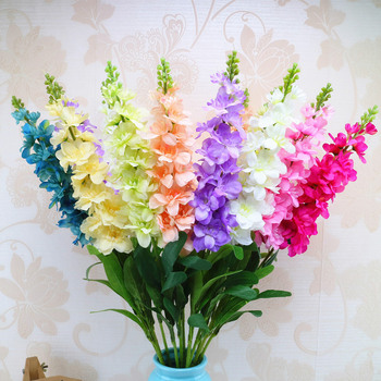 Unique Longue Tige Fleurs Artificielles Lupin Fleur Buy Fleur De